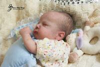 REBORN NEWBORN BABY BOY CAYLE OLGA AUER/MIMADOLLS ARTISTS~DOLLS~L.EDITION~IIORA