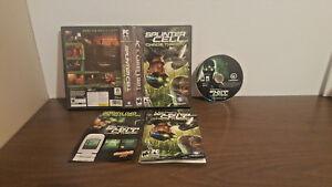 Splinter Cell Chaos Theory PC complete NO CD-KEY