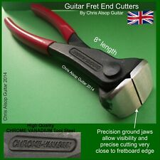 Guitar Fret Wire End Cutters STAINLESS COMPATIBLE Tool Steel Luthier Tool TF002s