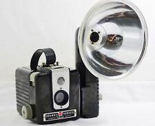 Antique Vintage Kodak Brownie Hawkeye Flash Model Camera 1950-61