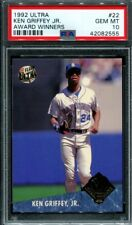 Ken Griffey Jr 1992 Fleer Ultra Award Winners #22 HOF PSA 10