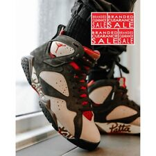 BNIB New Men Nike Air Jordan Patta 7 VII Mahogany AT3375-200 Size 14