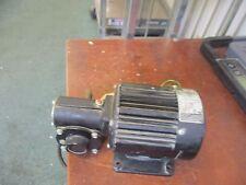Bodine Gear Motor 42R4BFSI-5L 1/8HP 85RPM 115V 3.0A Used