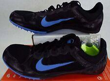 Hombre 13 Nike Zoom Rival Md 7 Black Foto Azul Pista Tacos Zapatos 616312-004