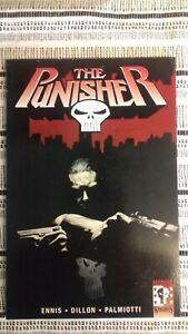 The Punisher Army of One TPB Marvel Comics Graphic Novel by Garth Ennis