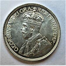 RARE CANADA 10 CENTS COIN 1918   SUPERB CONDITION
