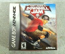 New Sealed Tony Hawk's Downhill Jam By Activision For Nintendo Gameboy Advance