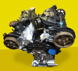 Remanufactured engine LAND ROVER JAGUAR X TYPE XF 2.7 TDV6