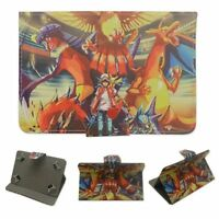"Pokemon Cartoon Tablet Case for 7"" Universal Tablet PC PU Leather Stand Cover"