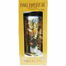 Final Fantasy XIV City Tumbler Cup NEW Mug Online FF 14 Travel Container