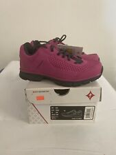 Specialized Cadette Women Cycling Shoes Spin SPD MTB EU 37 US 6.5 NEW