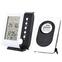 Ts-H105 433Mhz Rf Weather Station Alarm Clock Wireless Digital Thermometer Hyg