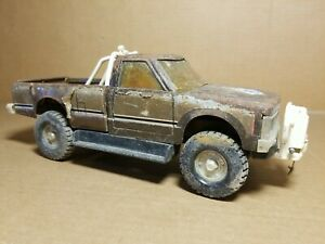 Ertl The Fall Guy 1/16 Scale Metal Steel GMC Truck 1983 #3576