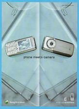 BELLEU004-PUBBLICITA'/ADVERTISING-2004- SONY ERICSSON K700i QUICKSHARE