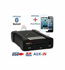 Fiat Croma Bravo Connect Nav+ Interfaccia adattatore USB SD MP3 AUX Xcarlink
