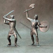"""Ark Models Ak 80009 Vikings. Set â""""–3 /2 figures/ (150-mm)"""