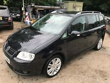 56 VOLKSWAGEN TOURAN TDI PD 170BHP SPORT DSG 7 SEATS, LEATHER *NO REVERSE GEAR*