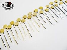 SET OF 30 Accordion Accordian REED VALVE BOOSTERS 36mmX0.75mm