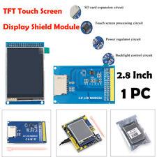 "2.8"" LCD TFT Touch Screen Display Shield Module fits Arduino Mega2560 ILI9341 UK"