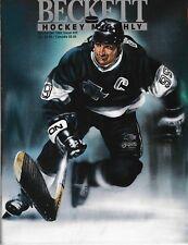 Beckett Hockey Magazine, Issue #25 Nov 1992  Wayne Gretzky On Cover