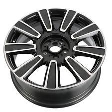 Oem New Genuine Rolls Royce Light Alloy Disc Wheel Bicolor 36 11 6 866 173
