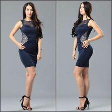 Scoop Neck Tea Dress Regular Size Dresses for Women