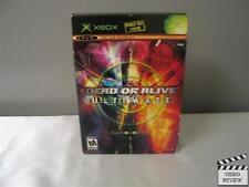 Dead or Alive Ultimate (Xbox)