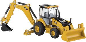 Norscot # 55263 Caterpillar(R) 450E Backhoe Loader - Assembled HO MIB
