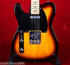 Fender Custom Shop Left Handed '52 Telecaster NOS Sunburst w/Case Tele