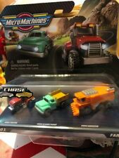 #01 MICROMACHINES FARM NEW SERIES 1