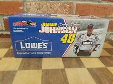 Jimmie Johnson #48 Lowe's Rookie 2002 Chevrolet Monte Carlo 1:24 19,704