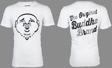 True Religion Mens S/S T-Shirt ORIGINAL BUDDHA Designer WHITE Jeans S-3XL $89