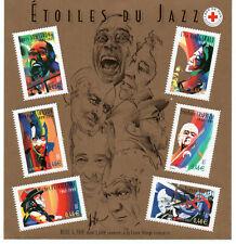 Timbres France Neuf** Bloc feuillet N° 50 - Grands nInterprètes de Jazz - 2002