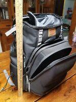 Rawlings R1000 Backpack The Gold Glove Series Equipment Bat Bag Black Baseball