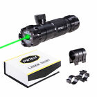Pinty Tactical Green Dot Laser Sight Rifle Gun Dot Scope W/ Rail &Free Batteries