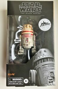 """Star Wars Black Series 6"""" Action Figure Galaxys Edge Exclusive - R5-P8 Droid NEW"""