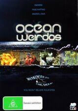 Wonders of the Sea Ocean Weirdos New Region 4 DVD