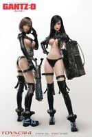 TOYSEIIKI Gantz:O Reika & Anzu TS18 1/6 Action Figure Set