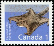 Canada   # 1155  MAMMAL DEFINITIVES    Brand New 1988 Original Pristine Gum