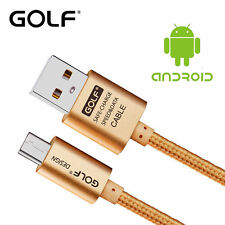 Long Original Charger Micro USB Cable for Android Samsung Galaxy S7 S6 Edge HTC