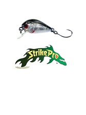 mini minnow artificiale trout area light spinning trota lago fiume cavedano