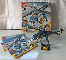 LEGO SET 4995 - CARGO COPTER (Creator) COMPLETE WITH BOX & INSTRUCTIONS