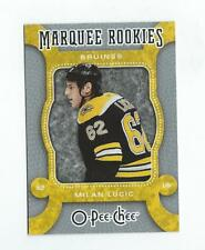 2007-08 O-Pee-Chee #513 Milan Lucic RC Rookie Bruins