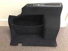 2004 Mercedes-Benz E320 Wagon Rear Left Trunk Cover Black used