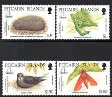 Isole Pitcairn 1992 Gomma integra, non linguellato SG418-421 SIR Peter Scott Memorial Expedition