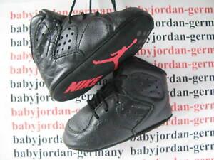 VINTAGE DS 1991 Nike Air Baby Jordan 6 Schuhe OG 16 Sneaker 1 Krabbelschuhe NEU