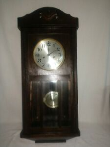 Very Rare Antique Mieg Junghans? Wall Clock Works