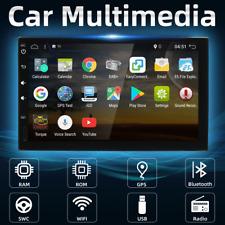 "7"" Android 8.0 Car Stereo Radio GPS Navi Player 2DIN 4G OBD DAB+ Bluetooth WIFI"