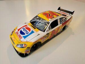Jeff Gordon 1/24 #24 Pepsi Challenger Retro 2009 Signed with Hologram 1 of 2988
