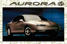 Advertising Postcard 1996 Oldsmobile Aurora - Cinnaminson, New Jersey
